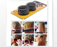 Brand New Useful Hairagami Hair Bun Updo Fold Wrap Snap Styling Tool For Hair