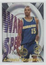1995-96 Topps Stadium Club Warp Speed Members Only #WS12 Latrell Sprewell Card