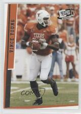 2006 Press Pass SE #40 Vince Young Texas Longhorns Rookie Football Card