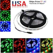 Waterproof Super Bright 5M 3528 5050 SMD RGB 300 LED Flexible Strip light Xmas