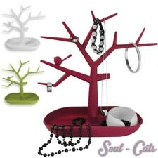 1 decorative Jewellery Tree Jewelry stand Necklace holders Earring Decor
