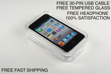 Apple iPod Touch 4th Generation 8, 16, 32, 64 GB White | Black iOS6 A-/B+ Grade