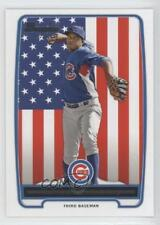 2012 Bowman Prospects International #BP20 Jeimer Candelario Chicago Cubs Card