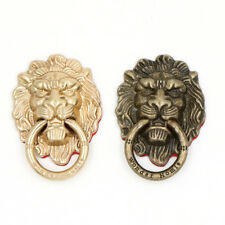 Rotatable Vintage Lion head Metal Ring Holder Finger Grip Stand Mount For phone~