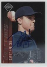2011 Panini Limited Draft Hits Signatures Autographed 26 Danny Hultzen Auto Card