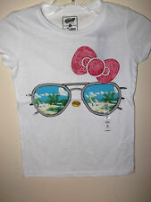 HELLO KITTY Girl's Kid's T-shirt TEE S  Old Navy White