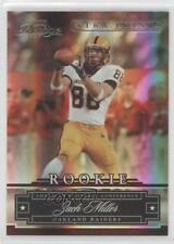 2007 Playoff Prestige Xtra Points #177 Zach Miller Oakland Raiders Football Card