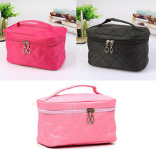 Travel Cosmetic Makeup Toiletry Case Organizer Storage Pouch Hanging Bag Fast