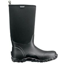 MENS BOGS CLASSIC HIGH BLACK INSULATED WARM WATERPROOF WELLIES BOOT 60142
