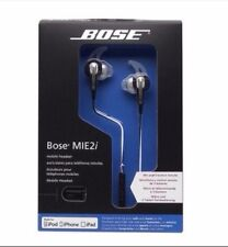 NEW IN BOX -  NEVER USED - Bose headphones MIE2i earbuds  earphones