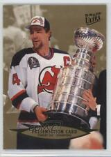 1995-96 Fleer Ultra #197 New Jersey Devils Team Hockey Card