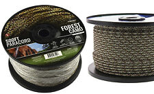 550 Paracord 500 ft. 7 Strand Parachute Cord Outdoor Survival Camping Rope - NEW