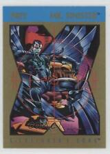1992 SkyBox X-Cutioners Song #MRSI Mr Sinister Mr. Non-Sports Card 1k3