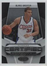 2009-10 Panini Certified Potential #20 Blake Griffin Los Angeles Clippers Card