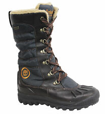 Timberland Earthkeepers Mount Holly Lace Up Womens Brown Boots 21644 D69