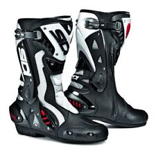 Sidi ST Air Black/White Motorcycle Boots