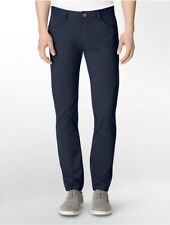 calvin klein mens straight fit cavalry twill pants