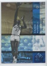2010-11 SP Authentic Holo FX #F/X-26 Cazzie Russell Basketball Card