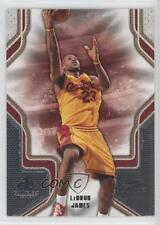 2009-10 SP Game Used #57 Lebron James Cleveland Cavaliers Basketball Card