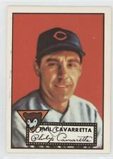 1983 Topps 1952 Reprint Series #295 Phil Cavarretta Chicago Cubs Baseball Card