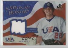 2004 SP Prospects USA Baseball National Honors #NH-IK Ian Kennedy Rookie Card