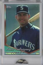 2007 eTopps Cards That Never Were #133 Alex Rodriguez Seattle Mariners Card