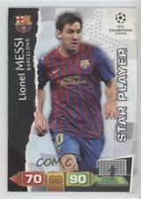 2011 2011-12 Panini Adrenalyn XL UEFA Champions League #LIME Lionel Messi Card