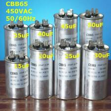 15-50uF CBB65 450V AC 50/60HZ Air Motor Conditioner Compressor Start Capacitor