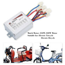 250W/350W/500W Electric E-Scooter Bike Engine Motor Speed Controller Brushed ES