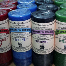 Witches Brew Pillar Candles - Coventry Creations