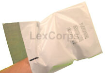 POLY MAILERS with Warning Shipping Envelopes Self Sealing Plastic Mailing Bags