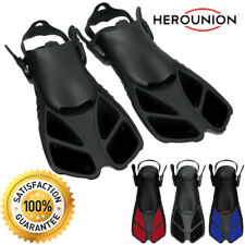 Swim Fins - Diving Fins Adjustable Speed Fins for Diving,Snorkeling, Swimming