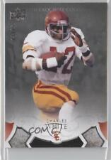 2011 Upper Deck Exquisite Collection #22 Charles White USC Trojans Football Card