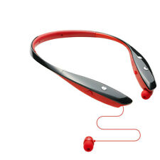 Bluetooth Wireless earphones Neckband Headset for lg iPhone Xiaomi Android Phone