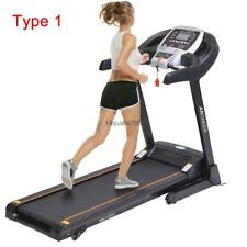 3.0hp Electric Support Motorized Foldable Running Fitness Machine Treadmill#
