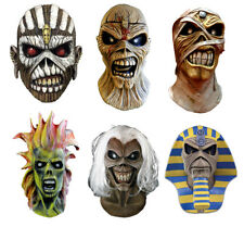 Adult size Iron Maiden Eddie Mask - 6 styles - Trick or Treat Studios fnt