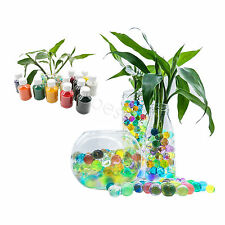 Crystal Water Beads Bio Gel Ball Shape Magic Soil Jelly Mud For Flower Planting