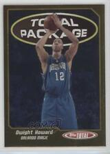 2004 Topps Total Package #TP6 Dwight Howard Orlando Magic Rookie Basketball Card