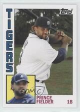 2012 Topps Archives #160 Prince Fielder Detroit Tigers Baseball Card