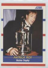 1990-91 Score #364 Patrick Roy Montreal Canadiens Hockey Card