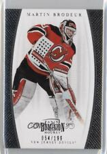 2011-12 Panini Dominion #36 Martin Brodeur New Jersey Devils Hockey Card