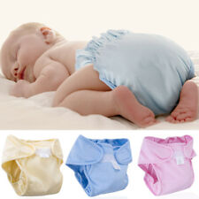 New Baby Soft Lovely Adjustable Reusable Washable Cloth Diaper Nappy Accessories