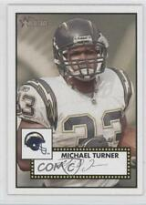 2006 Topps Heritage #148 Michael Turner San Diego Chargers Football Card