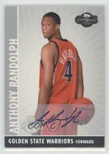 2008-09 Topps Co-Signers Rookie Autographs #113 Anthony Randolph Auto Card