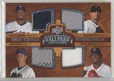 2008 #210 Johan Santana Billy Wagner John Maine Pedro Martinez Boston Red Sox