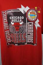 Chicago Bulls 1993 NBA Finals Mens Lg T-Shirt Eastern Conference