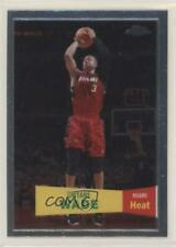 2007-08 Topps Chrome 1957-58 Variations 3 Dwyane Wade Miami Heat Basketball Card