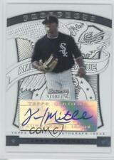2009 Bowman Sterling Prospects BSP-JM Jared Mitchell Chicago White Sox Auto Card