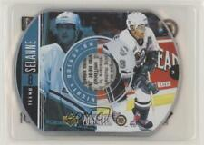 1999-00 Upper Deck Power #2 Teemu Selanne Anaheim Ducks (Mighty of Anaheim) Card