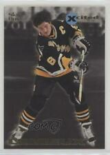 1995-96 Skybox Emotion Xcited #10 Mario Lemieux Pittsburgh Penguins Hockey Card
